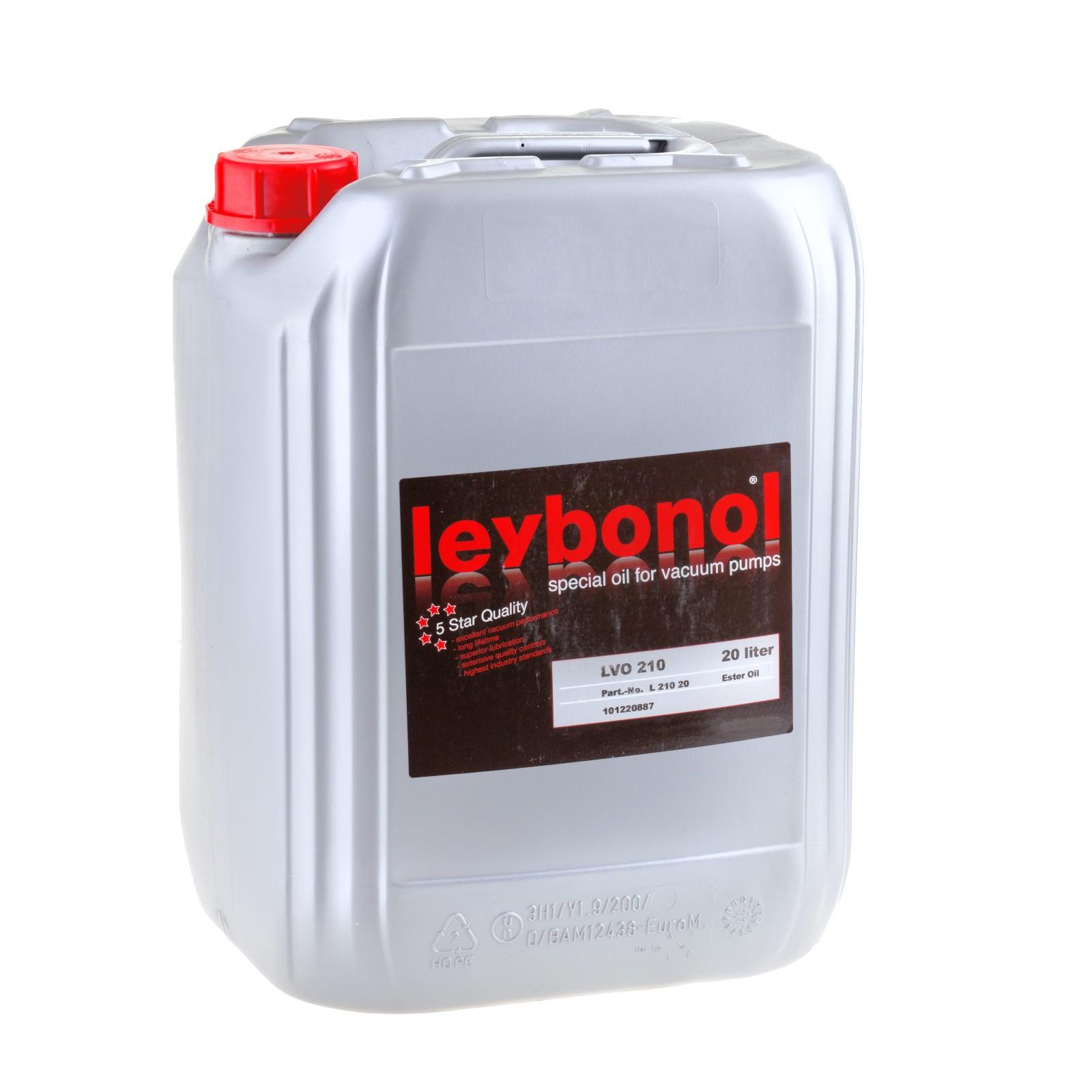 莱宝 LEYBONOL LVO 210  真空泵油