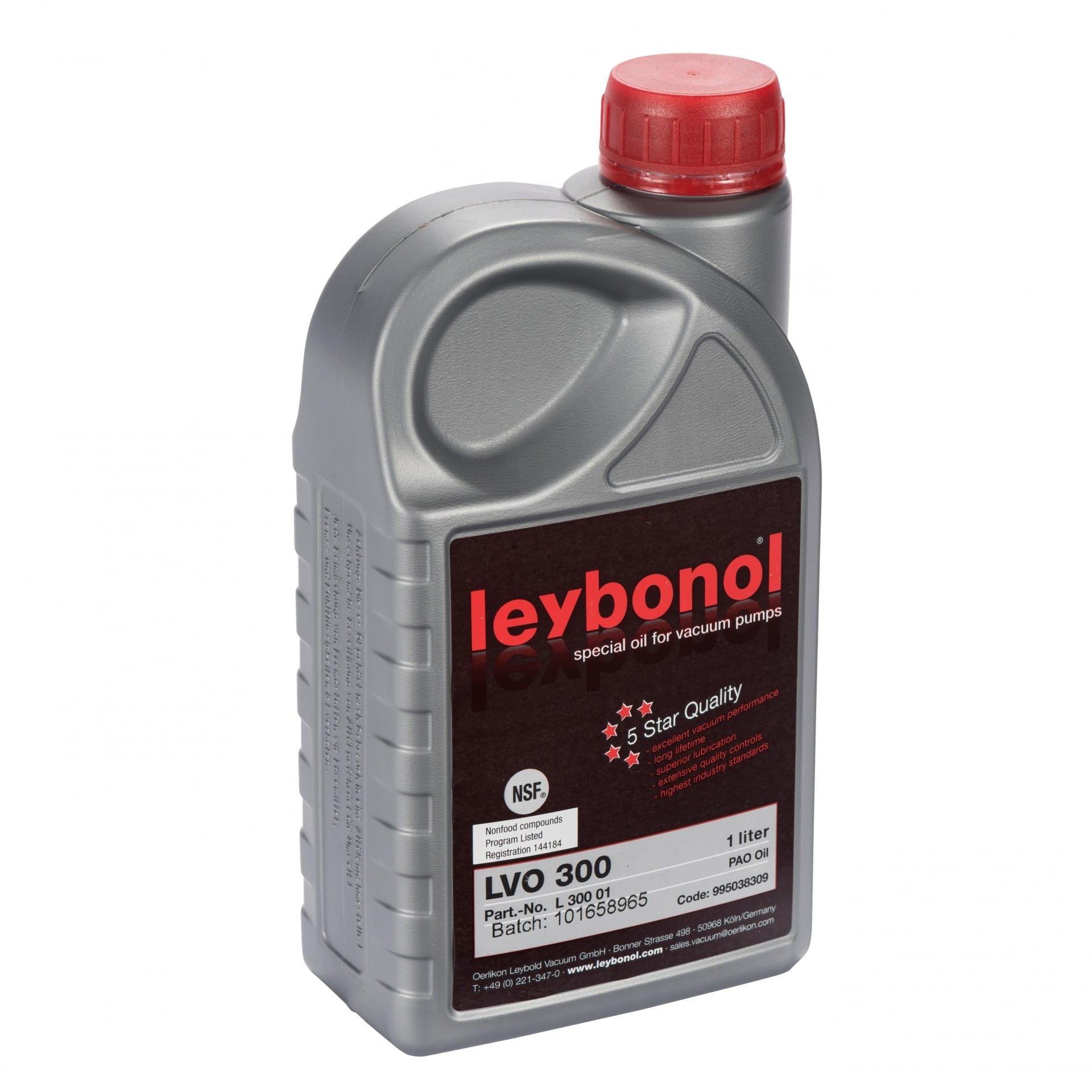 莱宝LEYBONOL LVO 300 PAO润滑油LEYBONOL