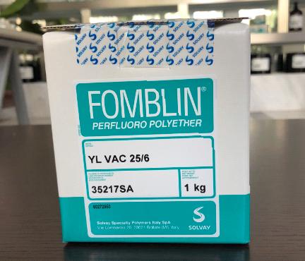Fomblin真空泵油YLVAC 25/6