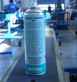 MOTOREX SPRAY 1219